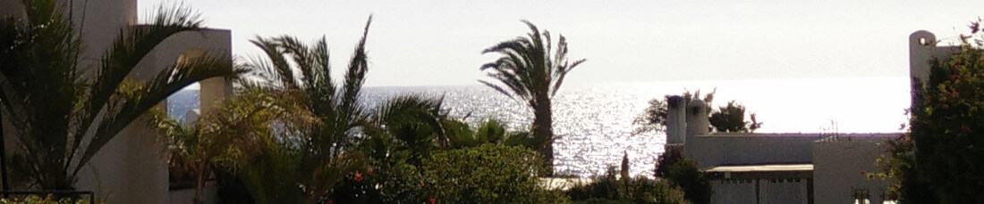 Property in Cyprus with seaview
