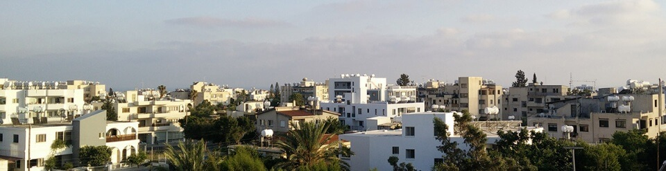 View of property in cyprus