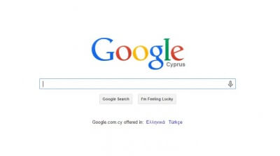 Google also exist in Cyprus